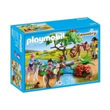 Playmobil Country Horseback...