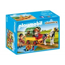 Playmobil Pony Farm  Picnic...