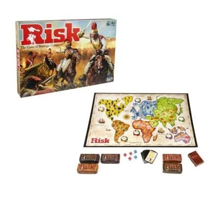 hasbro strategy Based on the classic board game of strategic conquest from hasbro, risk comes to life online where the object of the game is simple: risk • re: strategy.