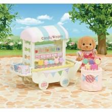 Sylvanian Families Candy Wagon