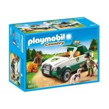 Playmobil Forest Pick Up...