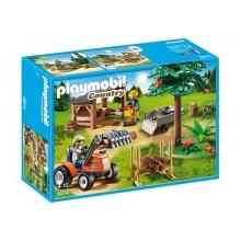 Playmobil Forest Lumber...