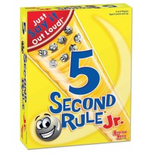 5 Second Rule Junior  quick...