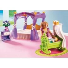 Playmobil Princess Chamber...