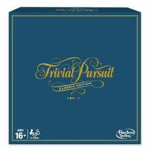 Hasbro Trivial Pursuit Classic Edition