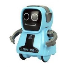 Pokibot Interactive Robot Blue