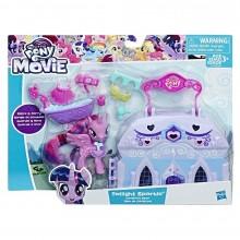 My Little Pony Movie Twilight Sparkle Canterlot Spa