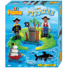 Hama Beads Pirate Gift Box...