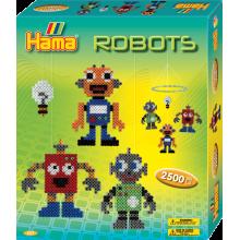 Hama Beads Robot Mobile  3227