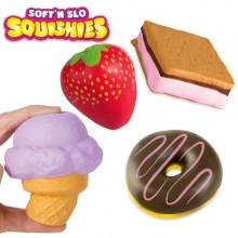 Soft N' Slo Squishies Sweet...