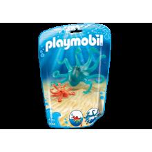 Playmobil Aquarium Octopus...