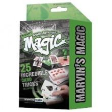 25 Incredible Card Tricks -...