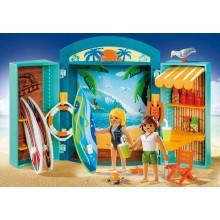 Playmobil  Surf Shop Play...