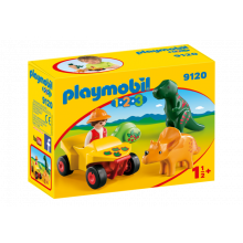 Playmobil 1.2.3 Explorer...