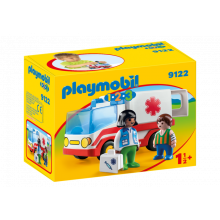 Playmobil 1.2.3 Rescue...