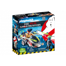 Playmobil Real Ghostbuster...