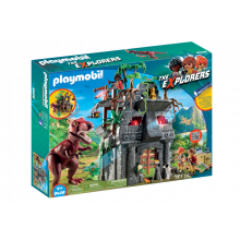 Playmobil  Explorers Hidden...