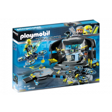 Playmobil Top Agents Dr....