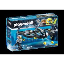 Playmobil Top Agents  Mega...
