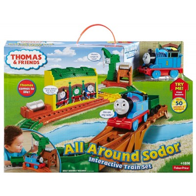 Thomas & Friends Thomas Around Sodor