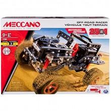 Meccano Off Road Rally Jeep...