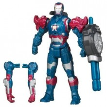 Iron Man 3 - Iron Patriot -...