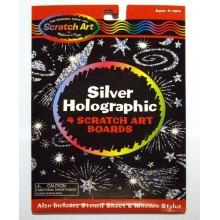 Scratch Art - Silver...