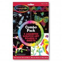 Scratch Art - Combo Pack