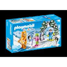 Playmobil Winter Sports Ski...