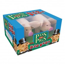 Pass the Pigs Big Pigs game