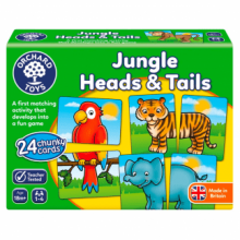 Orchard Toys  Jungle Heads...