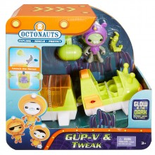 Octonauts DYR97 Gup-V & Tweak