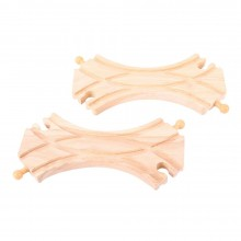 Bigjigs Rail Double Curved...