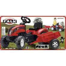 Falk Ranch Tractor and Trailer