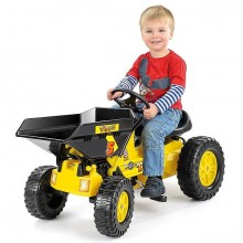 Toyrific Tipper Tractor