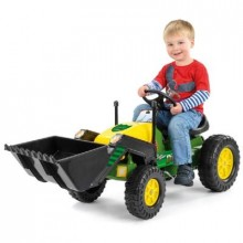 Toyrific Toys Ride on Digger