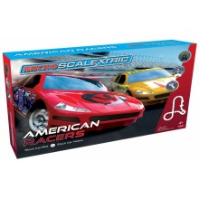 Micro Scalextric American...