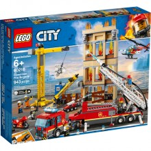 LEGO City Downtown Fire...