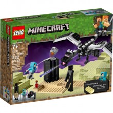 Lego Minecraft The End...