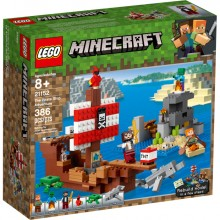 Lego Minecraft The Pirate...