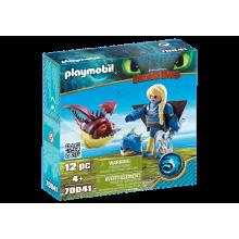 Playmobil Dragons Astrid...
