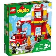 Duplo Fire Station 10903