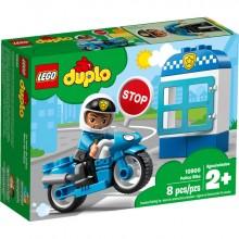 Duplo Police Bike  10900