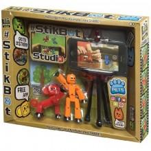 Stikbot Figure & Pet...