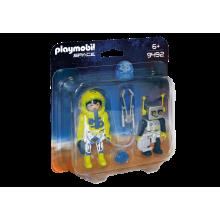 Playmobil Space Astronaut...