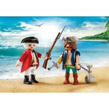 Playmobil Duo Pack Pirate...