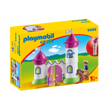 Playmobil 1.2.3 Castle with...