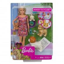 Barbie Doggy Daycare Doll