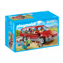 Playmobil Family Car  9421