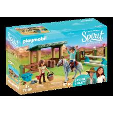Playmobil Spirit Riding...